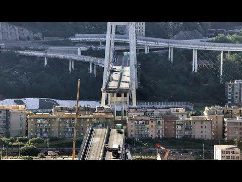 Genoa Bridge Disaster Plays Into Hands of Italy's Far-Right