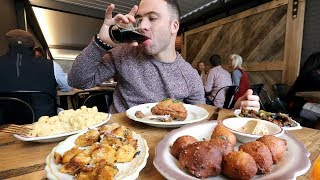 The Ultimate SOUTHERN FOOD and BREWERY TOUR of NoDa | Charlotte, North Carolina