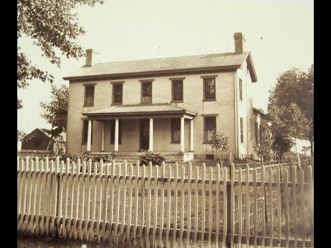 The  Hammond  House,  Monroe,  Ohio