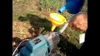 видео Устройство и принцип работы самовсасывающего насоса для воды » Аква-Ремонт