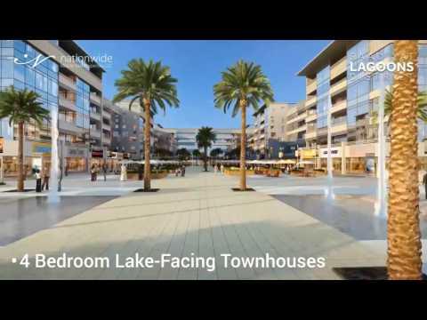Luxurious Saadiyat Lagoons District on Saadiyat Island Abu Dhabi
