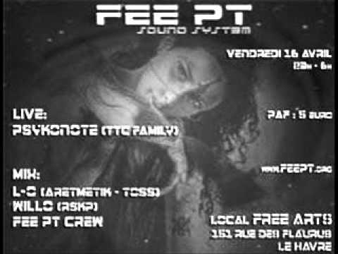 FeePT Abz - Drum Da Zone - Face A
