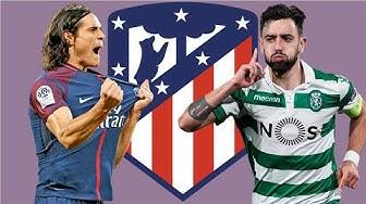 Atletico Madrid Transfer Targets January 2020 - Transfer News