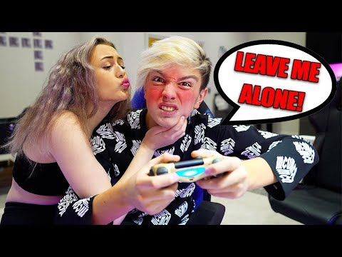 CLINGY GIRLFRIEND PRANK