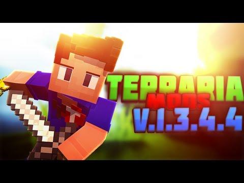 видео: Как установить моды на terraria v.1.3.4.4 || Лицензионная версия || [steam]