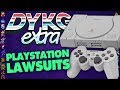 Sony Tries to Make Emulators Illegal [PlayStation Lawsuits]