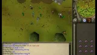 RuneScape - Pre-EOC - Tree Gnome Village