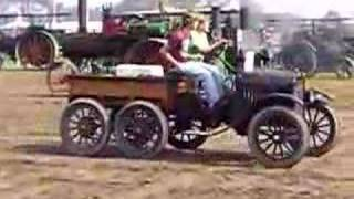 Tandem Axle Model T Ford