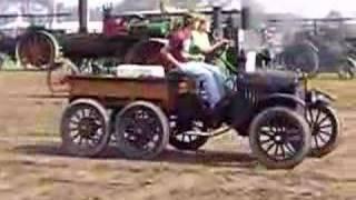 Tandem Axle Model T Ford