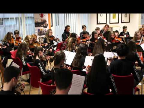 Athenry Youth Orchestra in Brussels; El Gaucho, Bob Lipton