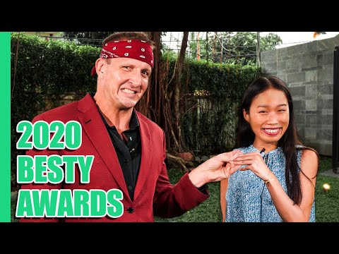 Most Awkward Moment, Best Guide, Scariest Food and more   2020 BESTY AWARDS!!!