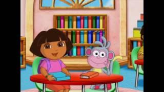 Dora l'esploratrice - ecco perché lei è scimmietta non vedono i libri