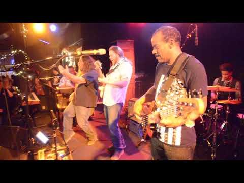 Joe Marcinek Band Scarlet Begonias Dec 9 2017 Chicago nunupics.com