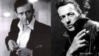 Johnny Cash & Joe Strummer - Redemption Song