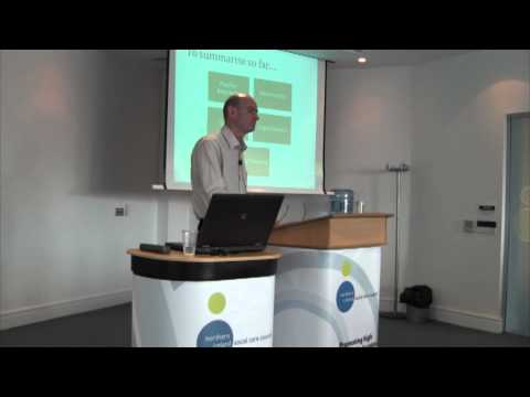 NISCC Lunchtime Seminar: Stan Houston  Enabling Reflection in SW: Towards A Psychosocial Model