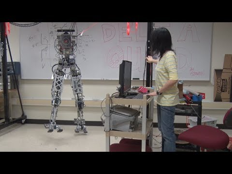 RIT TigerBot Humanoid Robot Project