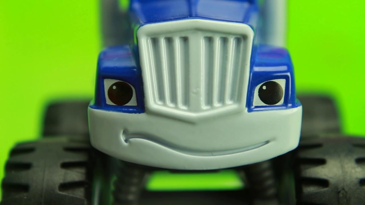 Blaze e le mega macchine in italiano nuovo episodio la for Blaze e le mega macchine youtube