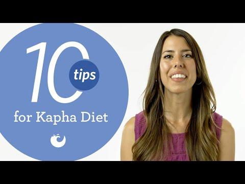 Kapha Dosha Diet [10 Ayurvedic Tips for Balance]