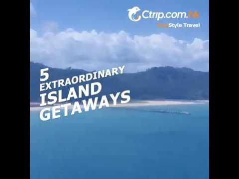 5 Extraordinary Island Getaways
