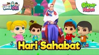 Oki Setiana Dewi X Omar & Hana | Hari Sahabat
