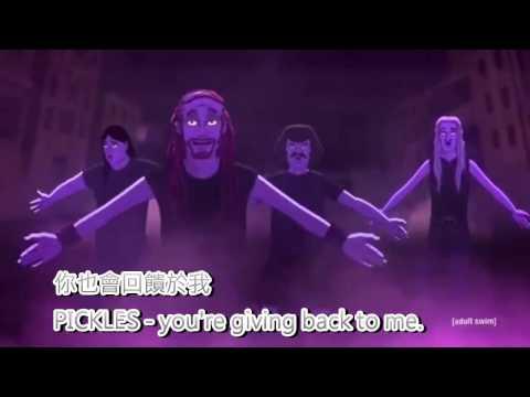 Metalocalypse - The Doomstar Requiem Givin' Back To You 金屬啟示錄 - 末日之星鎮魂曲 片段:回饋