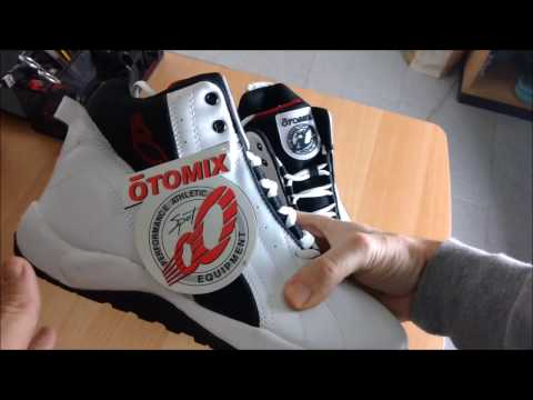My Otomix shoes - Versa Trainer Pro | Unboxing