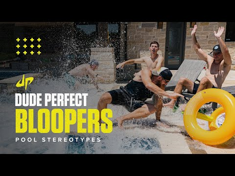 Pool Stereotypes (Bloopers & Deleted Scenes)