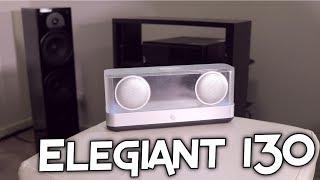 ELEGIANT I30 REVIEW! TRANSPARENT BLUETOOTH SPEAKER!