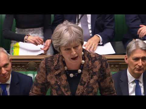 Prime Minister\'s Questions: 24 January 2018