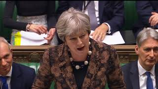 Prime Minister's Questions: 24 January 2018