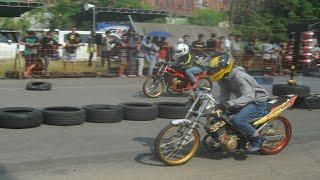 Hasil Lengkap LSI Drag Bike Grand Trial 2018 #8 Sirkuit Mijen Semarang