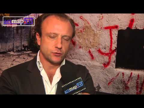 ArtMapTv interview with Tommaso Stefani Artistocratic Gallery