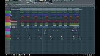 El Alfa SUAVE (Remix) Ft. Plan B, Bryant Myers, Noriel, Jon Z, MikyWoodz(Remake O Instrumental) 2018