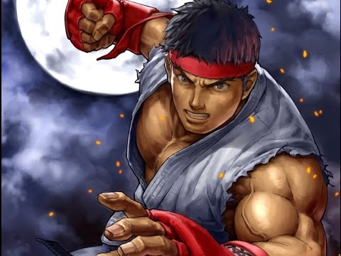 Street Fighter: Ryu's Theme History