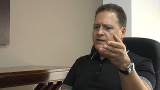 Эксклюзивное интервью. Хуан Себастьян Маррокин Сантос