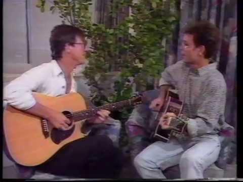 Cliff Richard & Hank B Marvin acoustic jam session