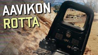 AAVIKON ROTTA - Pelataan Playerunknown's Battlegrounds Suomi (PUBG)