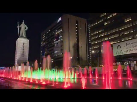 """Seoul - City of Lights"" Timelapse Film"