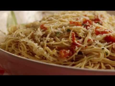 How to Make Pasta Pomodoro | Pasta Recipe | Allrecipes.com