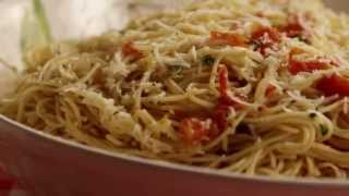 Pasta Recipe - How To Make Pasta Pomodoro