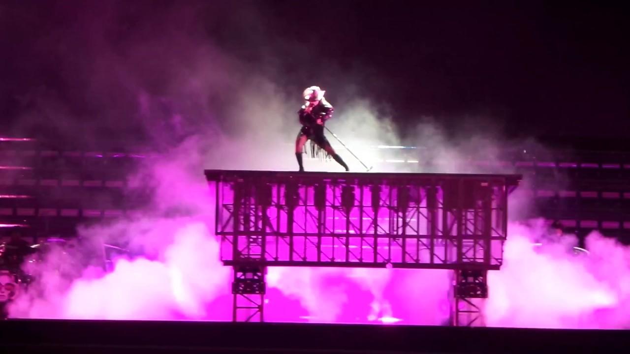 Diamond Heart A Yo Live Lady Gaga 8 28 17 Citifield New York Youtube
