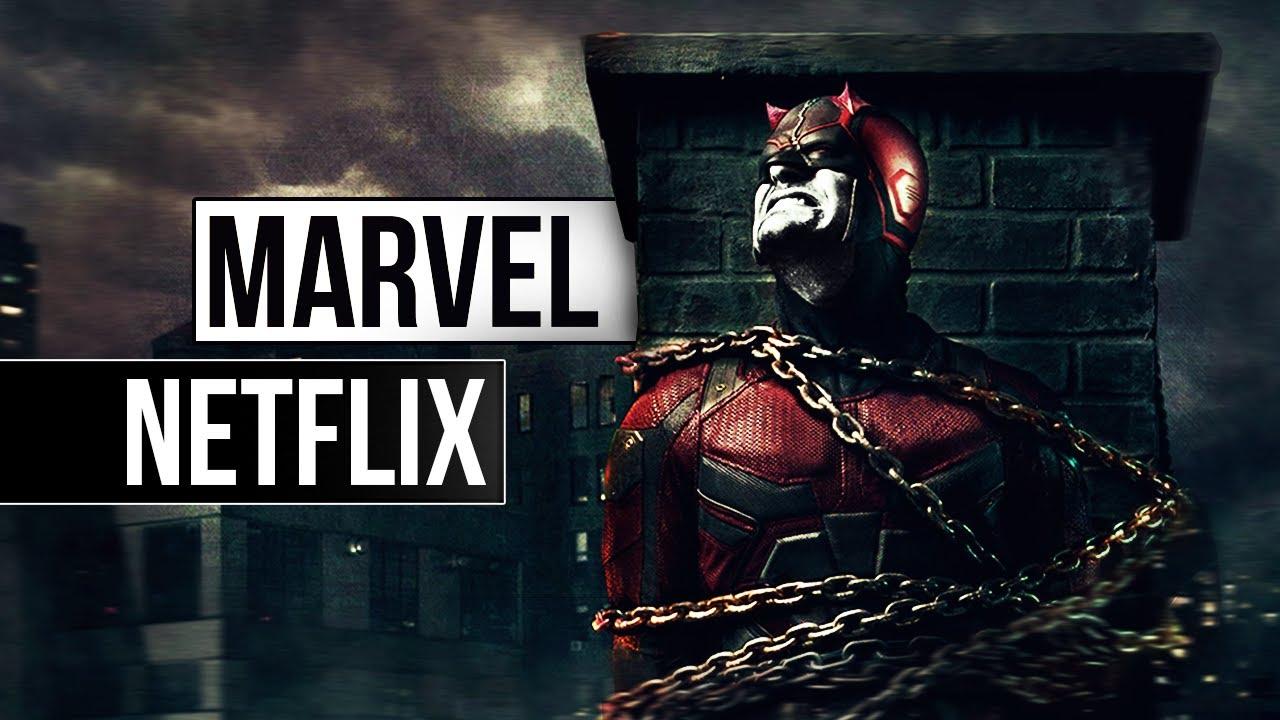 Serien Marvel