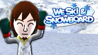 GUILTY PLEASURE! - We Ski and Snowboard (Wii)