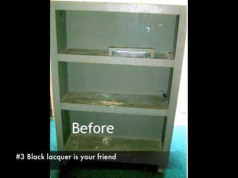 Trash to treasure - Garbage Picking Beautiful Furniture