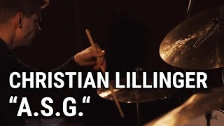 "Meinl Cymbals - Christian Lillinger - ""A.S.G."""