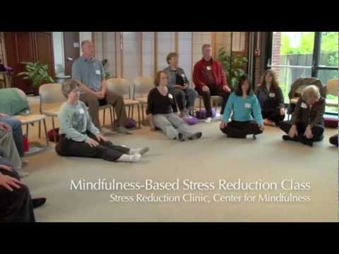 Center For Mindfulness - University of Massachusetts