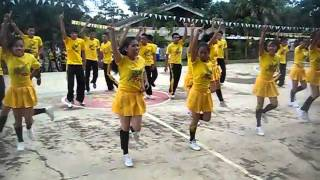 WPU-QUEZON PARAGUA TEAM CHEERDANCE 2010-1ST RUNNER-UP!