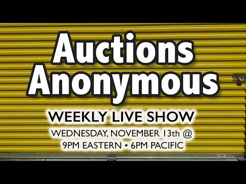 Auctions Anonymous