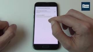 Tip: Realizar fotos por gestos o voz en Samsung Galaxy A3 2017