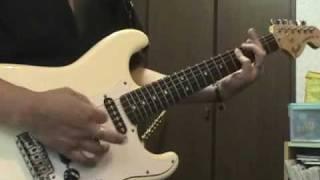 Black Night  (Guitar Cover)  /  DEEP PURPLE